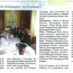 LA CHAMPAGNE VITICOLE AOUT - SEPT 2013