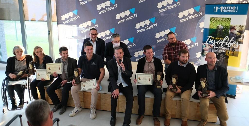 Lauréats JTC 2020
